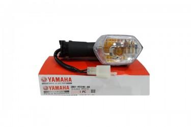 Yamaha Genuine Parts 2BU-H3340-00 Lampu Sein Standar Kuning Kanan