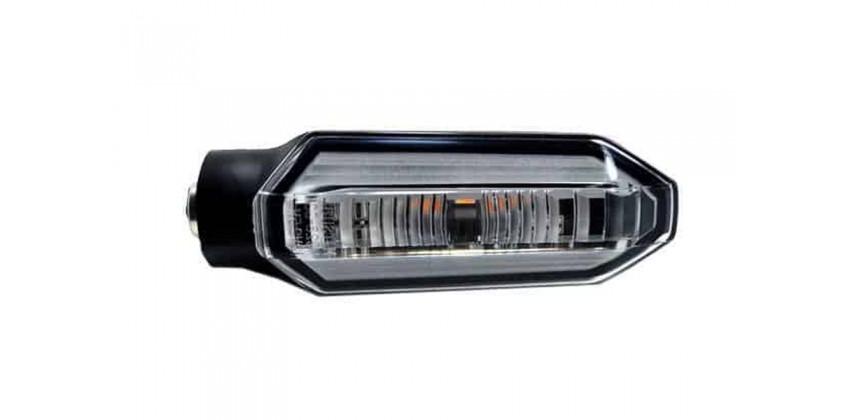 Honda Genuine Parts 33450-K15-921 Lampu Sein Led Hitam Kiri 0