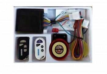 Babaka 3465 Pengaman Motor Alarm