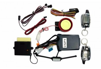 Spy 5000 Pengaman Motor Alarm