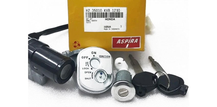 H2-35010-KVB-1210 Kunci Kontak 0