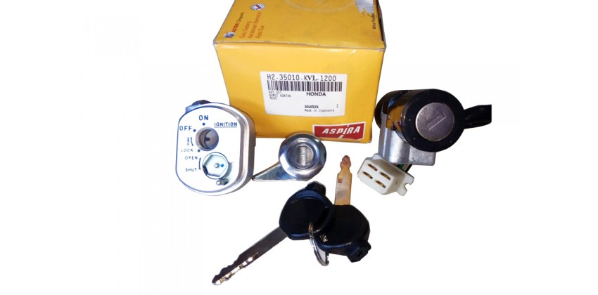 H2-35010-KVL-1200 Kunci Kontak 0