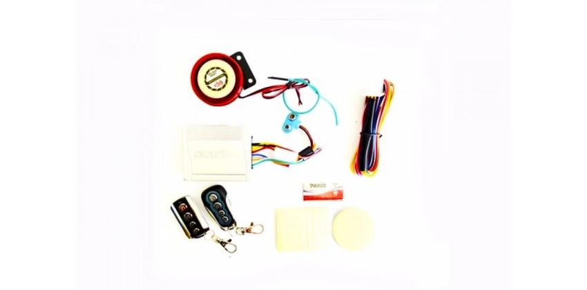 SCT DL7101 Pengaman Motor Alarm 0