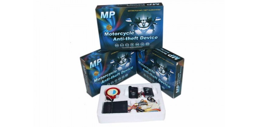 Two Way Pengaman Motor Alarm Two Way System 0