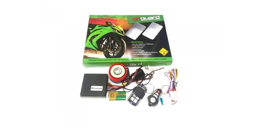 Virgo Racing VRG3134 Pengaman Motor Alarm 0