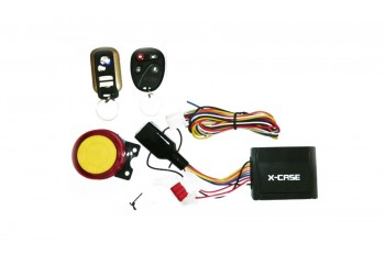 X-Case Pengaman Motor Alarm