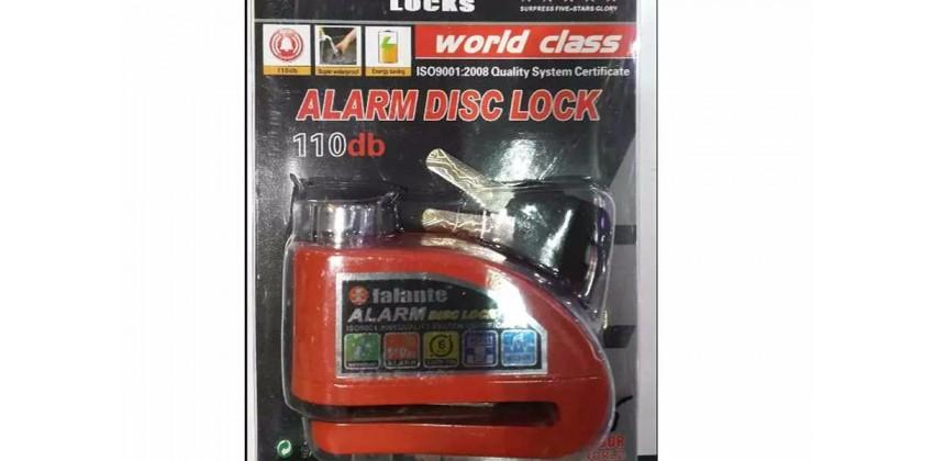 Pengaman Motor Alarm Cakram 0