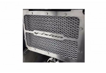 Yamaha Genuine Parts 1222 Cover Radiator Abu-abu