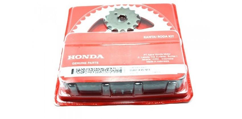 Honda Genuine Parts Rantai & Gir Chain Kit 0