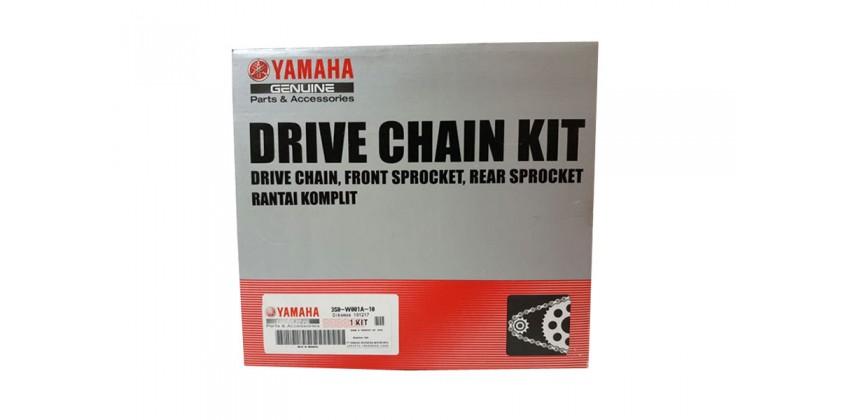 3S0-W001A-10 Rantai & Gir Chain Kit 0