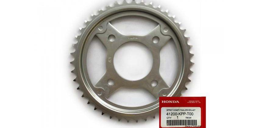 41200-KPP-T00 Gir Belakang Honda CBR 150R 2011 0