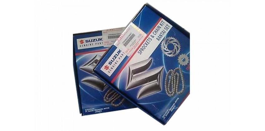 428-108 Rantai & Gir Chain Kit 428H 0