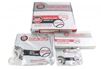 BARANSU Gear Set Paket PRO-NT/MEGA PRO