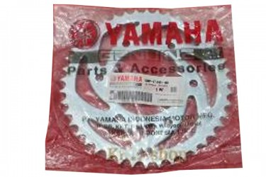 Yamaha Genuine Parts 45P-F5440-00 Gir Belakang Abu-abu