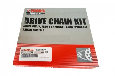 Yamaha Genuine Parts 4ST-WE01A-B0 Chain Kit