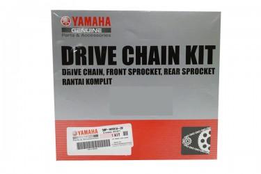 Yamaha Genuine Parts 5BP-WF01A-20 Chain Kit