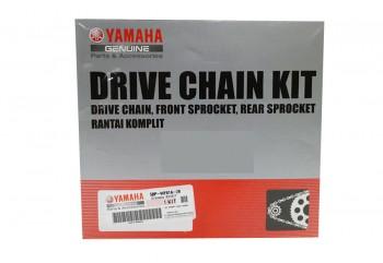 Yamaha Genuine Parts 5BP-WF01A-20 Chain Kit