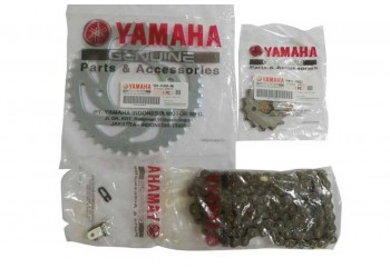 Yamaha Genuine Part & Accessories Rantai & Gir Chain Kit