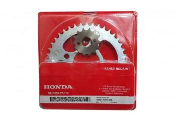 Honda 6117 Chain Kit Silver