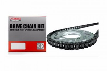 Yamaha Genuine Parts 6195 Chain Kit Hitam