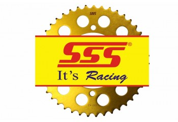 SSS 864 Chain Kit 15T 45T Steel