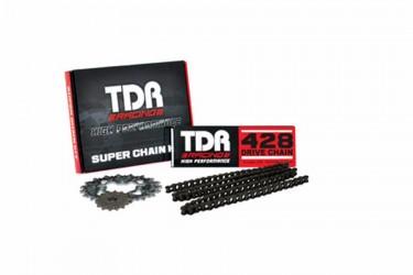 TDR 9023 Chain Kit 14T 35T Abu-abu