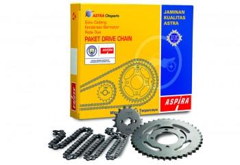 H2-412PA-K15-1100 Chain Kit 428 Honda CB150R