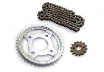 H2-412PA-KYE-1100 Chain Kit Honda Mega Pro New