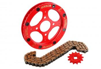Premium Rantai & Gir Chain Kit