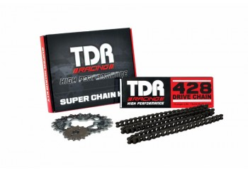TDR Rantai & Gir Chain Kit 428H