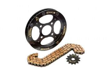 Rantai & Gir Chain Kit  For MX King