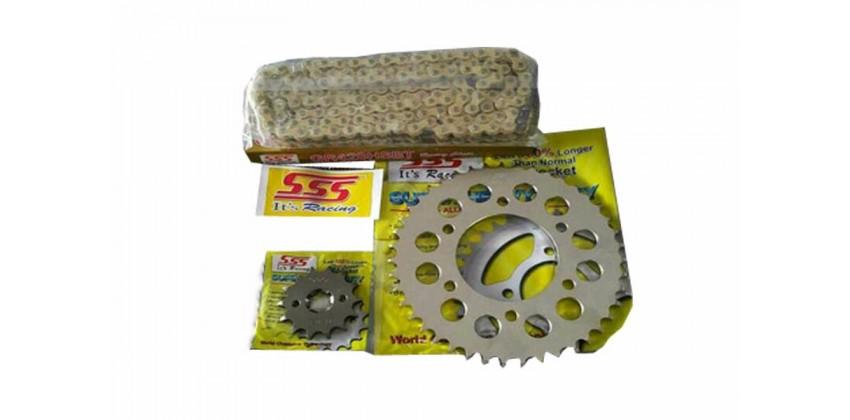 Rantai & Gir Chain Kit 428H 0