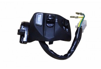 Yamaha Genuine Parts 1170 Handle Switch Hitam 3