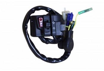 Yamaha Genuine Parts 1172 Handle Switch Hitam 4