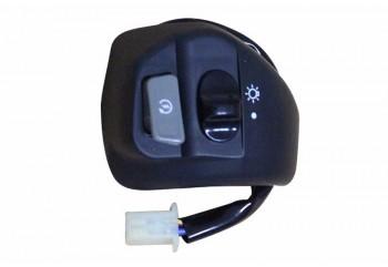 Yamaha Genuine Parts 1179 Handle Switch Hitam