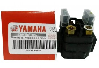 Yamaha Genuine Parts 1LB-H1940 Handle Switch Hitam Stater