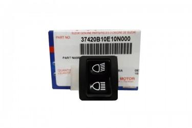 Suzuki Genuine Part 37420B10E10N000 Handle Switch Hitam