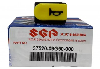 Suzuki Genuine Part 37520-09G50-000 Handle Switch Kuning
