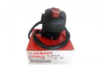Yamaha Genuine Parts 3C1-H3975-00 Handle Switch Hitam