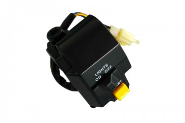Yamaha Genuine Parts 3XA-H3975-10 Handle Switch Hitam