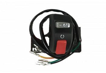 KTC 4334 Handle Switch Hitam