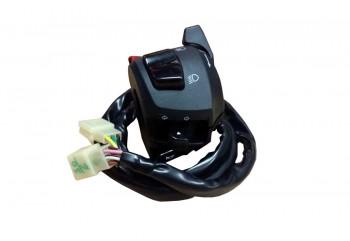 Yamaha Genuine Parts 45P-H3972-00 Handle Switch Hitam