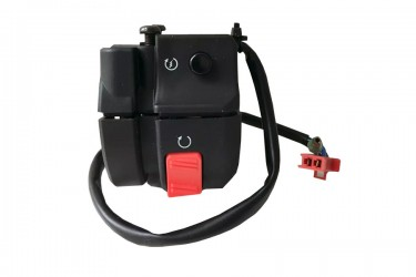 Yamaha Genuine Parts 54D-H3975-00 Handle Switch Hitam