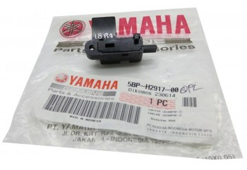 Yamaha Genuine Parts 5BP-H2917 Handle Switch Hitam Kopling