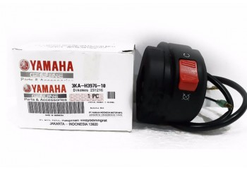 Yamaha Genuine Parts 8496 Handle Switch kanan