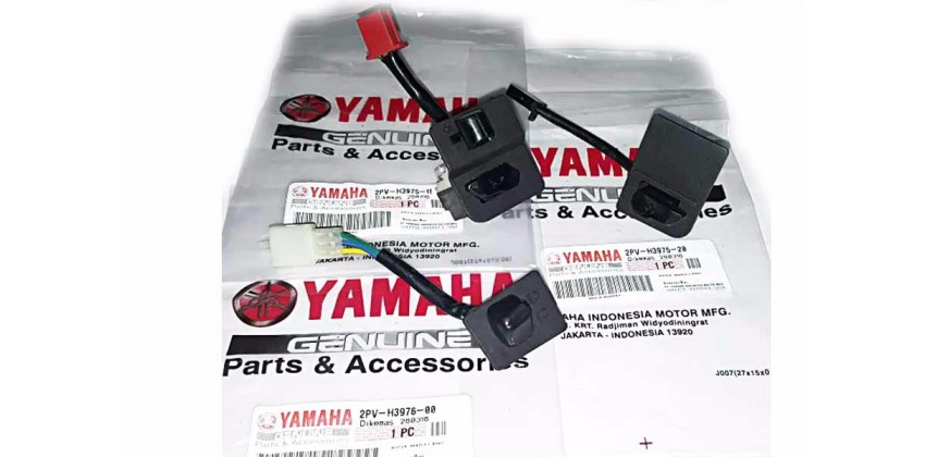 Yamaha Genuine Part & Accessories 8514 Handle Switch 0