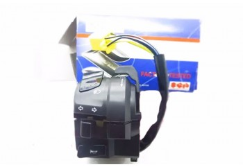 Suzuki Genuine Part 8606 Handle Switch Hitam Kiri