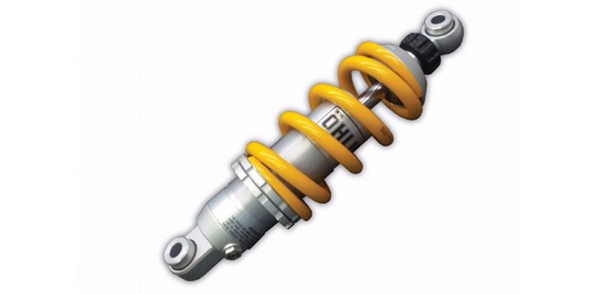 Ohlins 1860 Rear Mono Shock (Sport) Shockbreaker Kuning 0