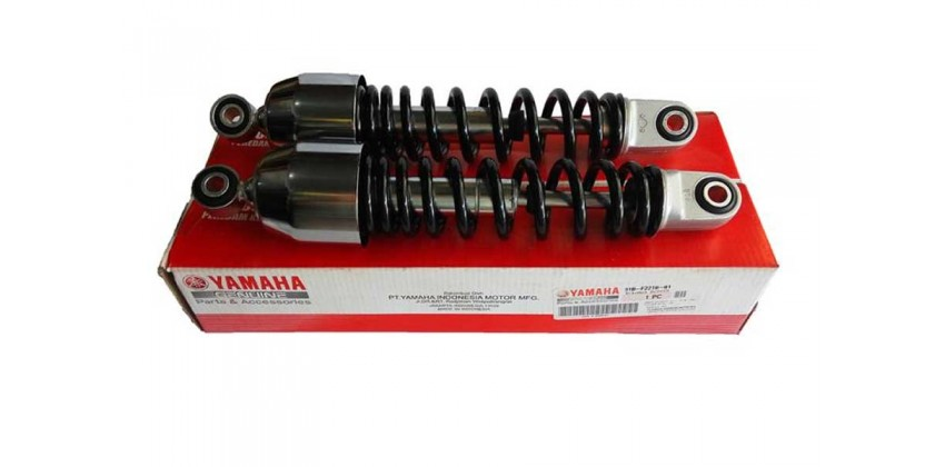 31B-F2210-01 Shockbreaker Rear Twin Shock 0