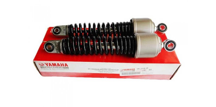 5TP-F2210-00 Shockbreaker Rear Twin Shock 0